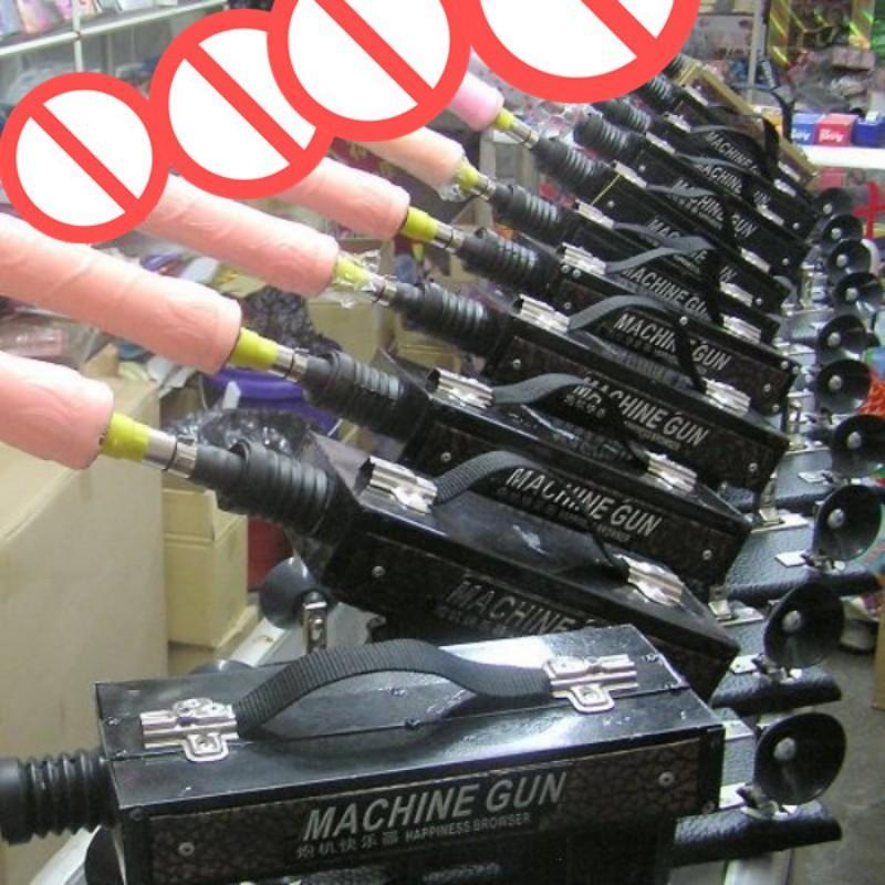 Nuova mitragliatrice automatica regolabile aggiornata donna donna Dildo Vagina Toy; Velocità di movimento: 0-450 volte minuto