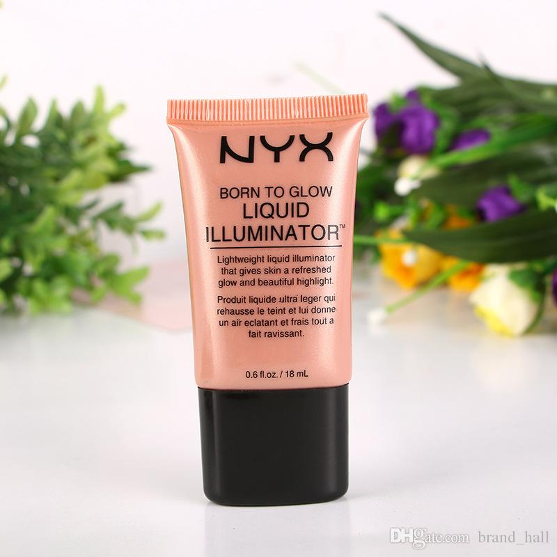 2017 New Arrived NYX Highlighter Makeup Concealer Cream BB Cream NYX Contour nyx cosmetics 18ml