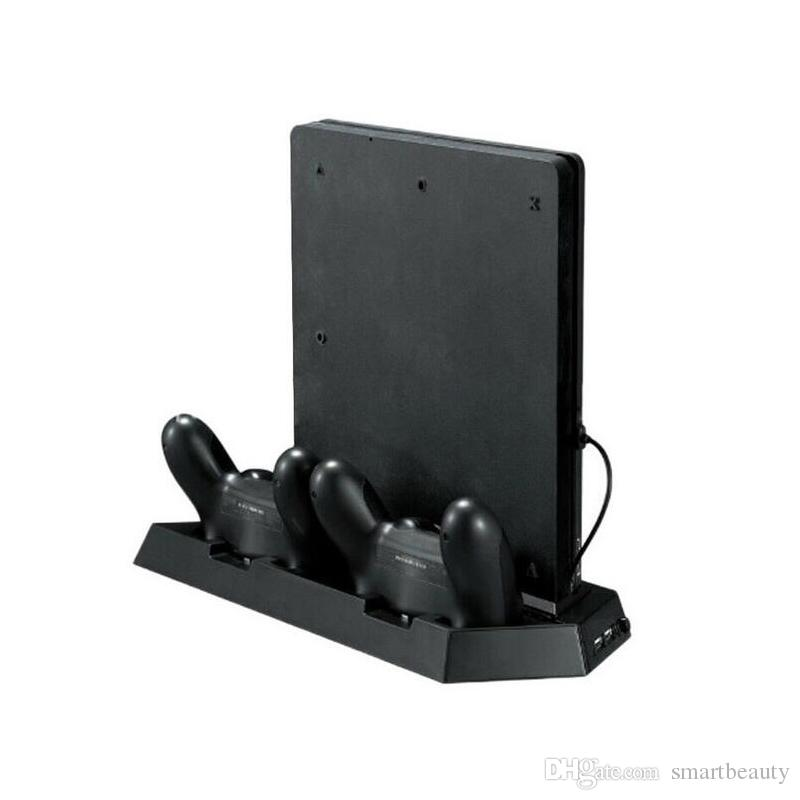 For Sony Ps4 Pro Playstation 4 Pro Console Vertical Stand Mount Dock ...