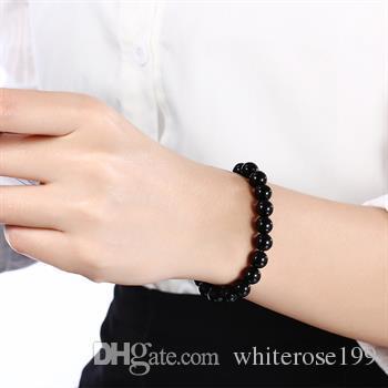 Partihandel - Retail Lägsta pris Julklapp, Gratis frakt, Ny 925 Silver Fashion Bracelet B39