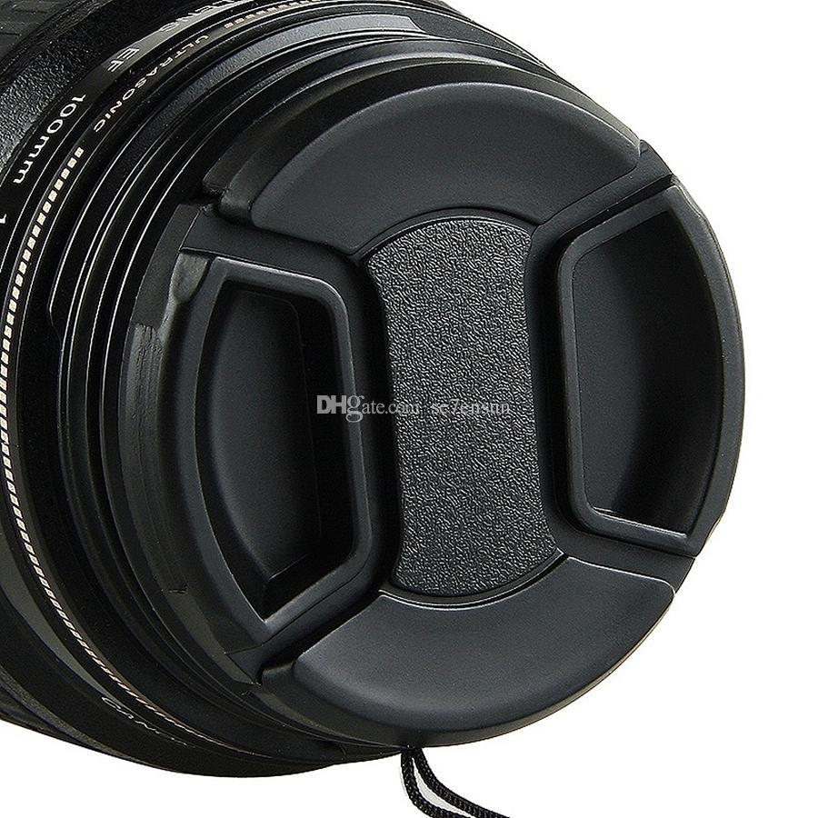 Factory direct! Camera Lens Cap 40.5mm 49mm 52mm 55mm 58mm 62mm 67mm 72mm 77mm 82mm