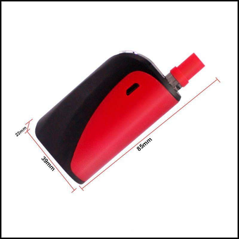 Itsuwa Nova Caixa Mod Kit 1000 mAh Construir em Bateria Soul Vapor Kit Com Amigo Liberdade Cartucho Vape Tanque para Óleo Grosso Frete Grátis