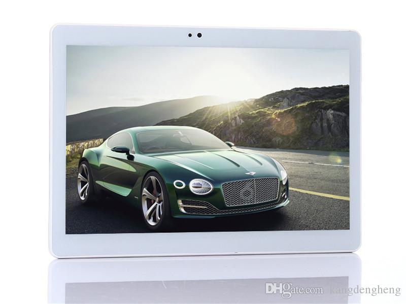 10 pulgadas 4G LTE tablet smartphone Octa core 1920*1200 HD de 8.0MP 4 GB RAM 32 GB ROM Dual SIM Bluetooth GPS Android 6.0 tablet pc + Regal