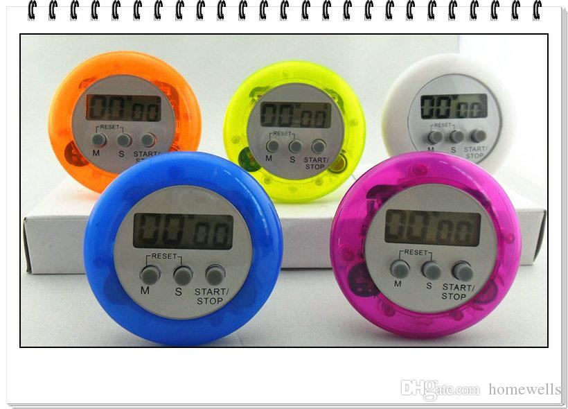 2018 Novelty Digital Kitchen Timers Kitchen Helper Mini Digital Lcd Kitchen  Count Down Clip Timer Alarm Free Shiping From Homewells, $1.04 | Dhgate.Com