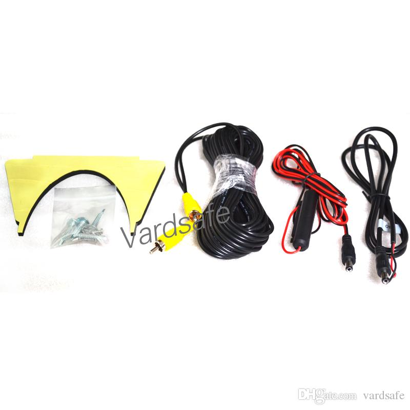 Vardsafe Rear View Reverse Car Van Backup Camera For MB Sprinter /VW Crafter /Ram ProMaster /Iveco Daily /Renault Trafic