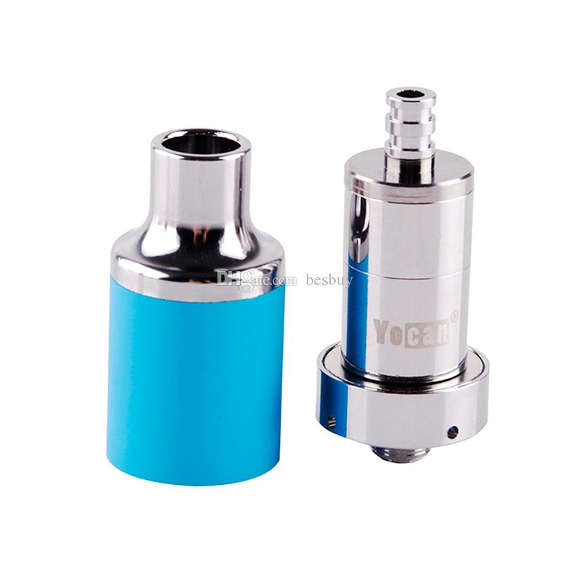 Original Yocan Magneto Wax Tank Atomizer For Yocan Magneto Kit Wax Vapor Pen kit with Magnetic Coil Cap 100% Genuine 2204039