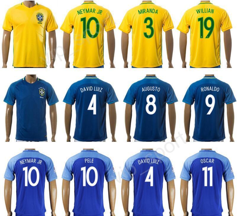new arrival c87d5 22aeb neymar jr brazil jersey youth