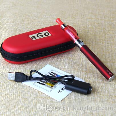 Hot Products ego ce4 Travel bag kit 650mah 900mah 1100mah Ego T battery keypad battery pole Color can be selected Free postage
