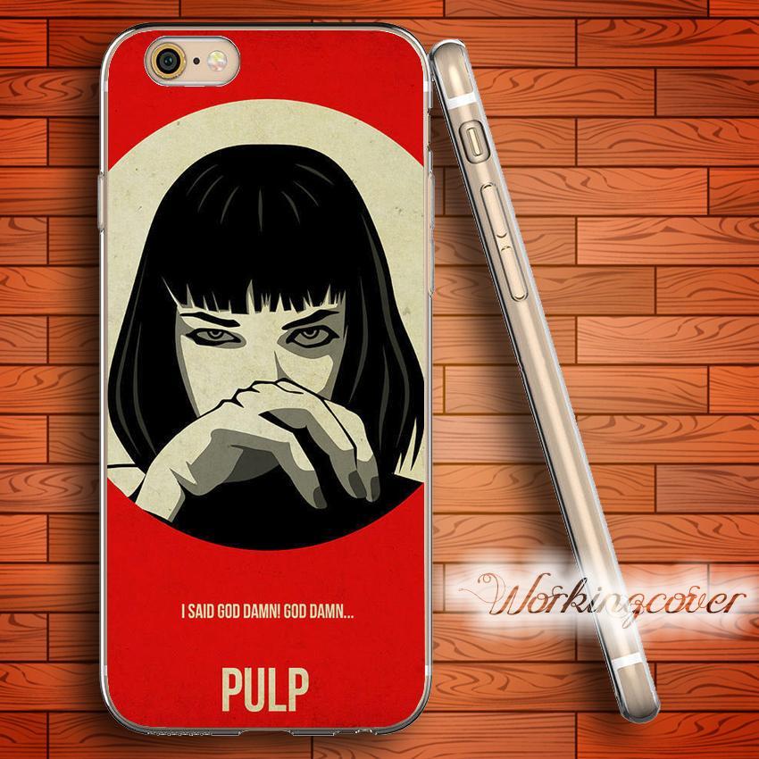pulp fiction iphone 7 case