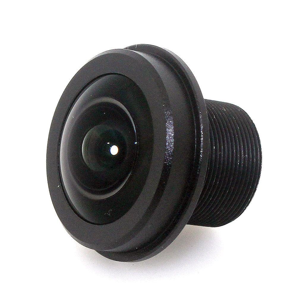 "CCTV LENS 5MP 1.56mm M12*0.5 1/2.5"" lens Fisheye 360degree for CCTV Security 1080P IP camera"