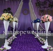 mental stand for wedding arrangement flowers table centerpieces from china manufacturer