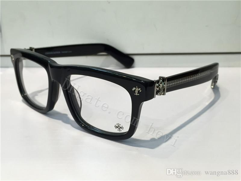 2017 New Fashion Eyeglass Chrom H Glasses Prescription Men