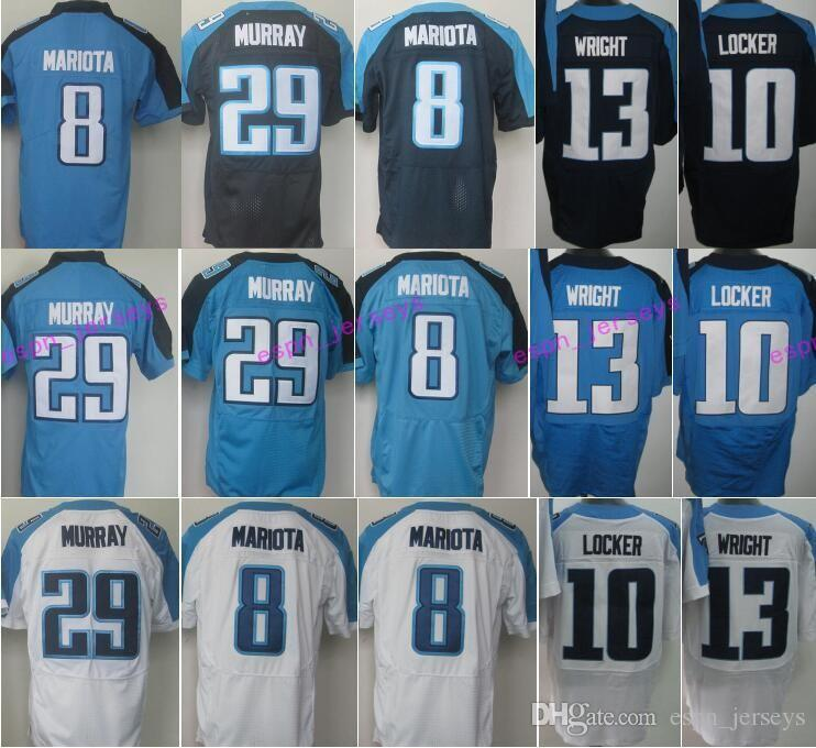 ... 2017 Best Quality 22 Derrick Henry Jersey Blue White 29 Demarco Murray  8 Marcus Mariota 13 Womens Nike Tennessee Titans ... 7b9628625