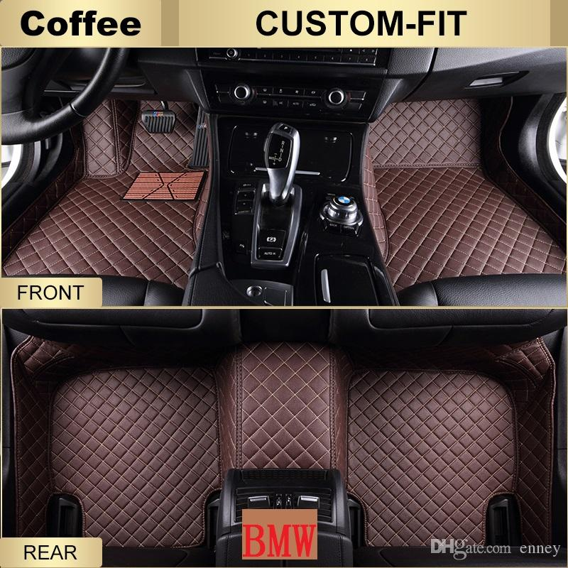 2017 Custom Fit Car Floor Mats For Bmw F10 E64 E60 E61 F82 F80 E90