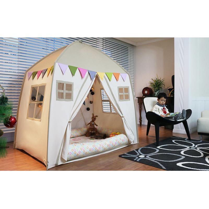 Wholesale Love Tree Kid Play House Cotton Canvas Indoor Children Sleeping Tent Large House Beige House Toy Tent Teepee Tent Kids Mickey Mouse Tunnels And ...  sc 1 st  DHgate.com & Wholesale Love Tree Kid Play House Cotton Canvas Indoor Children ...