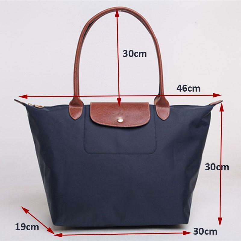 Nice New Women Shoulder Bags Waterproof Nylon Lady Sling Bag Quality  HandBags For Women Handbag Kiple Style Satchel Leather Backpack From  Raleighte d2e29687e0ef1