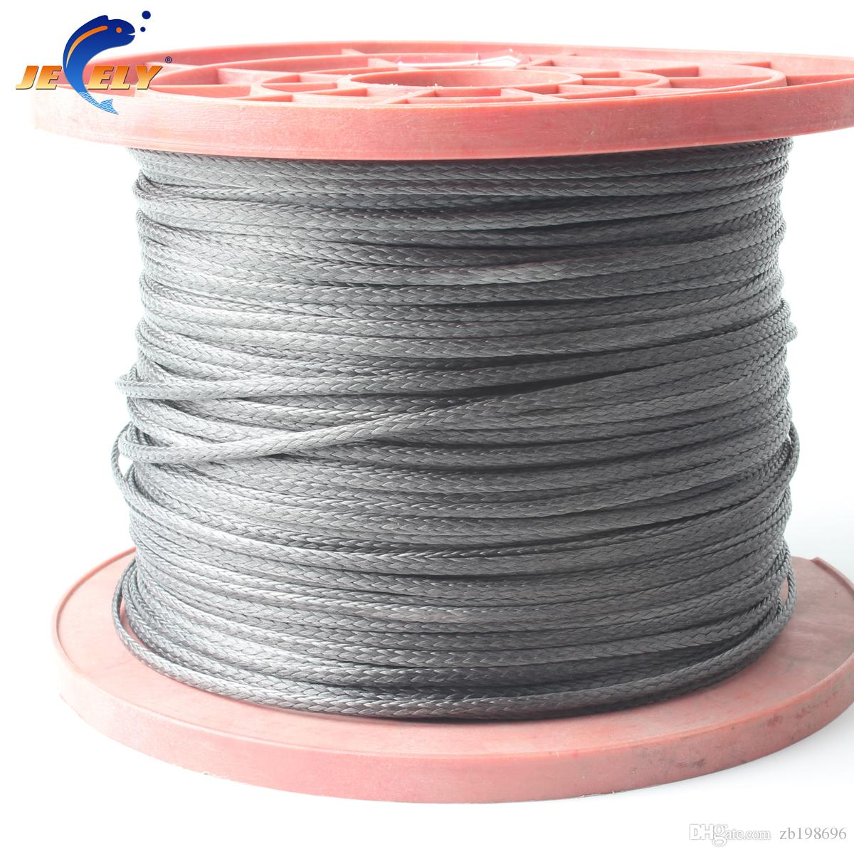463LBS 1.5mm Hollow Braid Kitesurfing Kitelines 8 Strands 50M UHMWPE ...