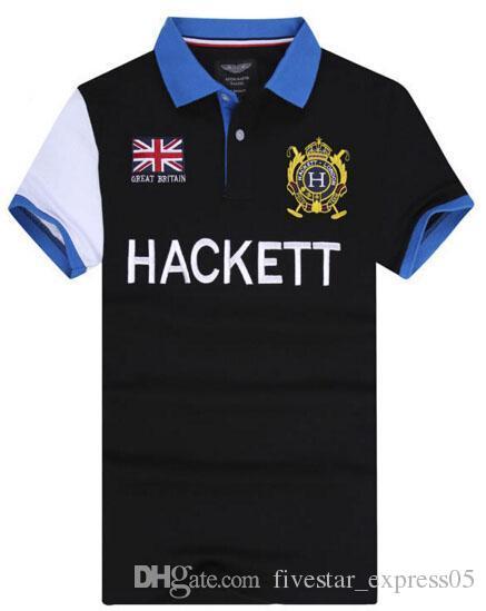 british polo shirt