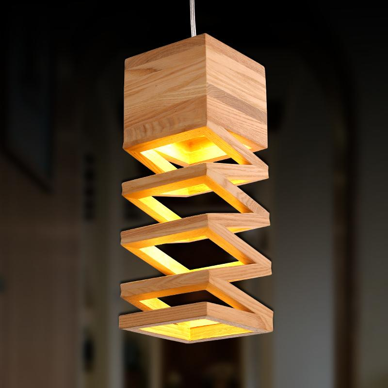 Awesome Modern Lamps Pendant Lights Wood Lamp Restaurant Bar Coffee Dining Room  Hanging Light Fixture Wooden Designer Pendant Lights Dining Room Pendant  Lights From ...