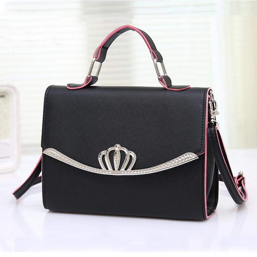 3e46640ffc16 Wholesale 2016 New Women S Small Bread Crown Popular Small Bags Fashionable  Female Bag Shoulder Aslant Handbag Handbag Wholesale Womens Bags From  Heheda3