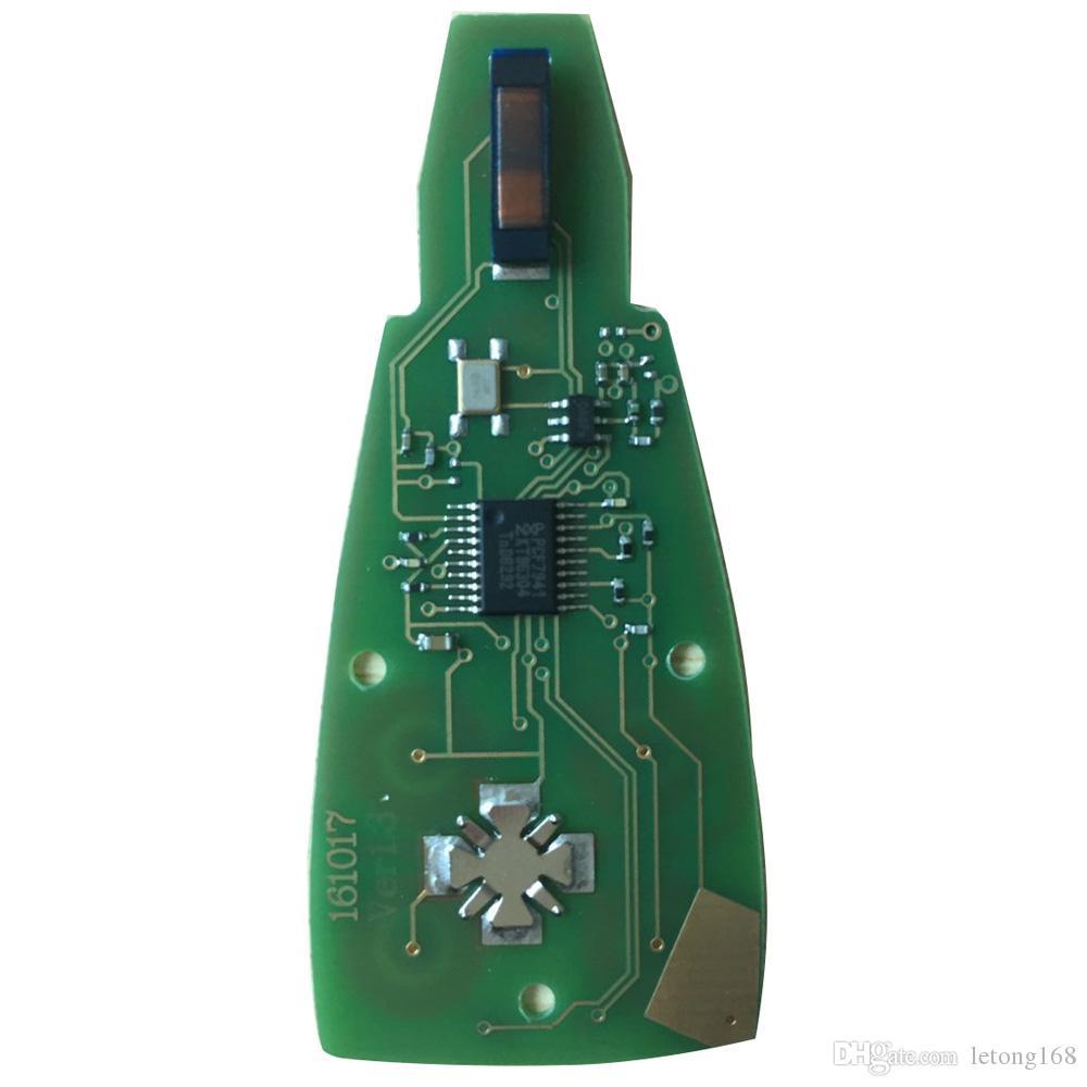 Garanti 100% 3 Boutons Keyless Entrée Uncut De Voiture De Remplacement À Distance Transmetteur Porte-clés Pour Dodge Fobik Livraison Gratuite