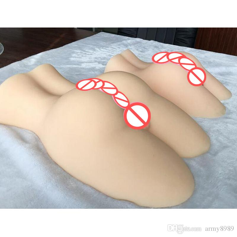 Reality Big Ass Sex Doll for Men Masturbation,sex Toys for Male, Artificial Realistic Silicone Vagina Pussy
