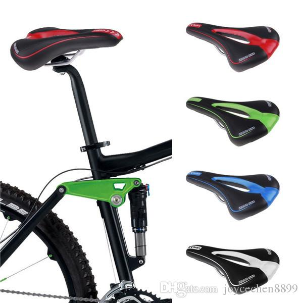 New Road Mountain Mtb Gel fort Saddle Bike Bicycle Cycling Seat
