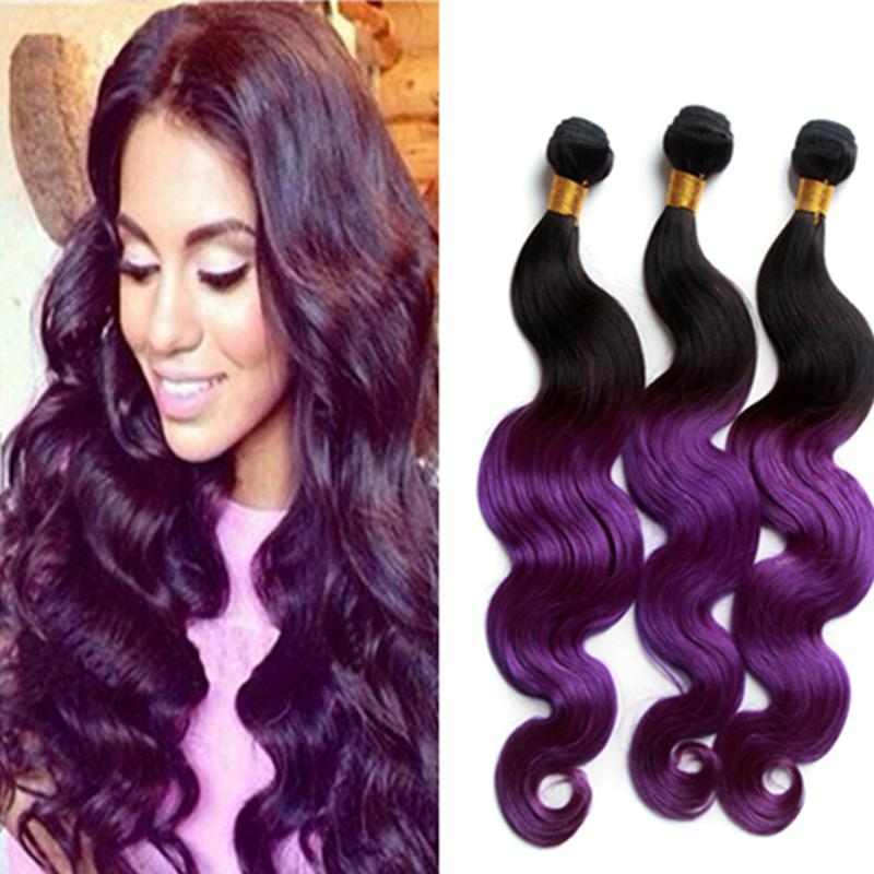 Cheap cheap 8a virgin brazilian hair body wave ombre purple remy cheap cheap 8a virgin brazilian hair body wave ombre purple remy hair extensions ombre purple human hair extensions weave 300gbundle free shippin human pmusecretfo Images