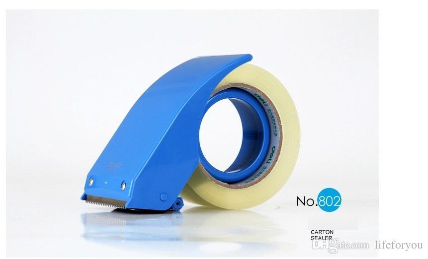 Адгезивная лента, упаковочная лента. Уплотнительная машина для уплотнительных ленты, упаковочная машина из нержавеющей стали, резка без усилий