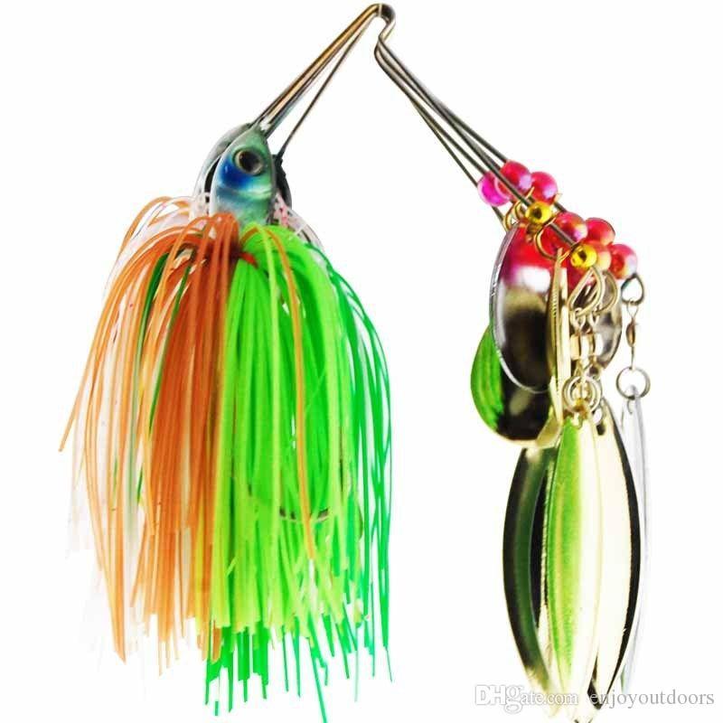12 adet 18g Sert cazibesi Kauçuk Jig Spinner yem Kurşun Jig Kafa Metal Kaşık Lures Balıkçılık Lures