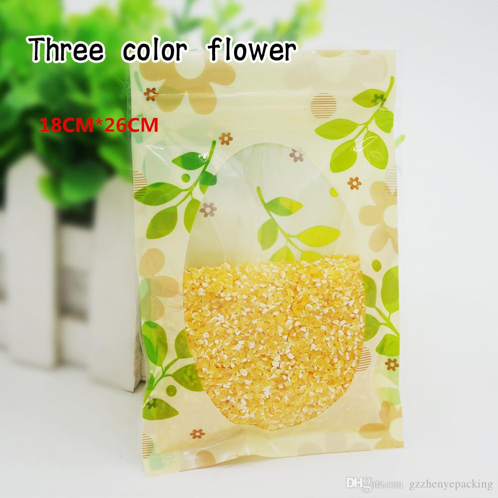 Home & Garden Sample Set-stand Up Clear Zip Lock Bag Retail Package Bag Packaging Pouch For Food Tea Candy Baking Gift Storage Bag Resealable Bright And Translucent In Appearance
