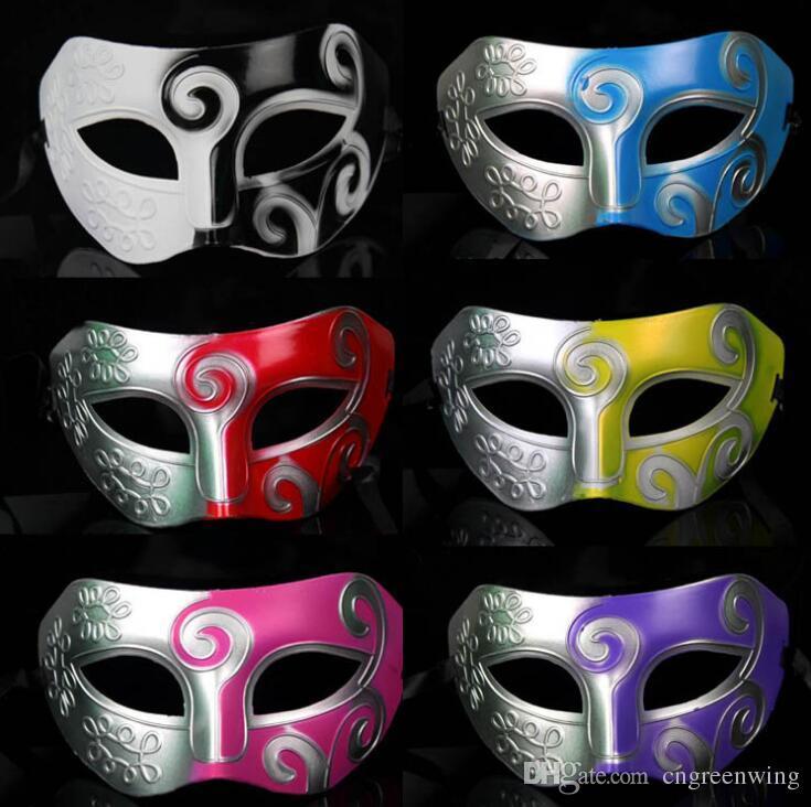 Masquerade men