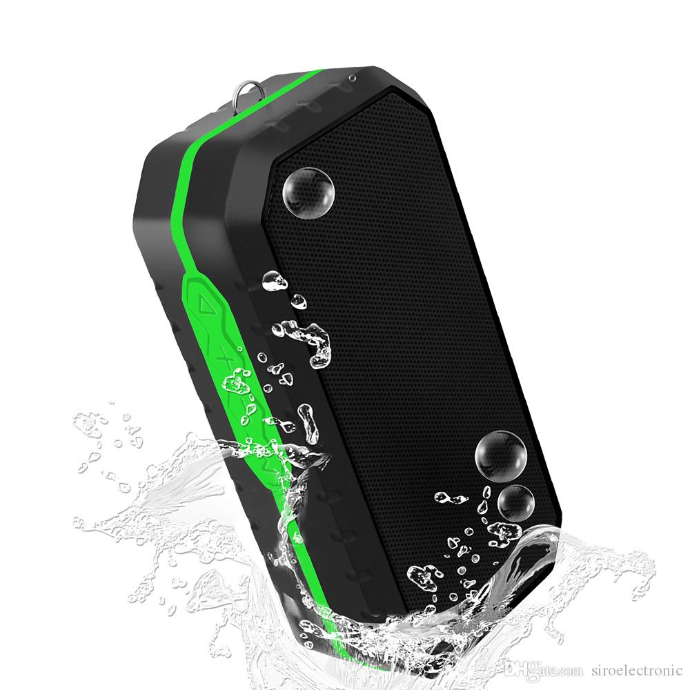 Wireless Best Bluetooth Speakers Waterproof Portable Outdoor Mini Retail  Color Box Loudspeaker Speaker Design for iPhone Xiaomi Huawei LG