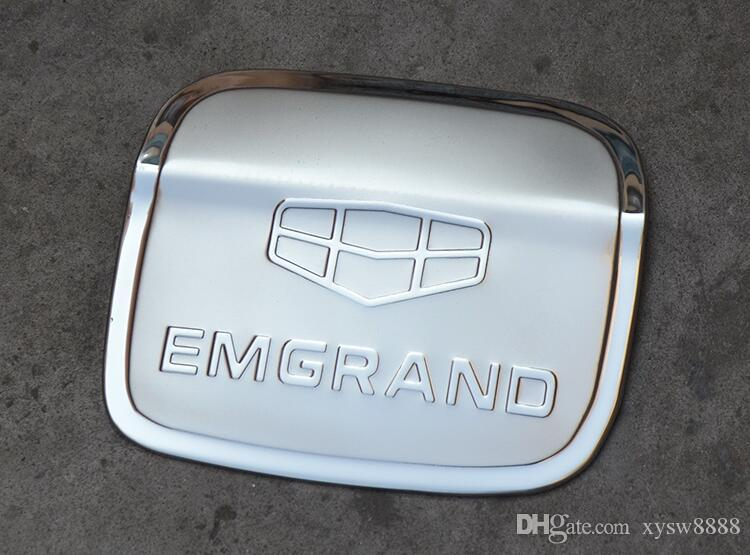 For Geely Imperial EC7 tank cover Imperial EC820 / 25 stainless steel tank cover Car decoration