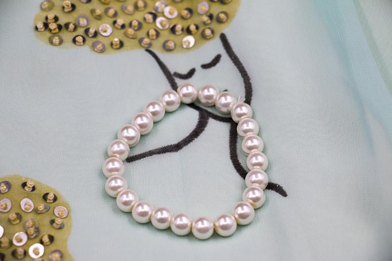 Acessórios vintage colar simulado pérola conjuntos de jóias de casamento pulseira de noivado brincos pulseira
