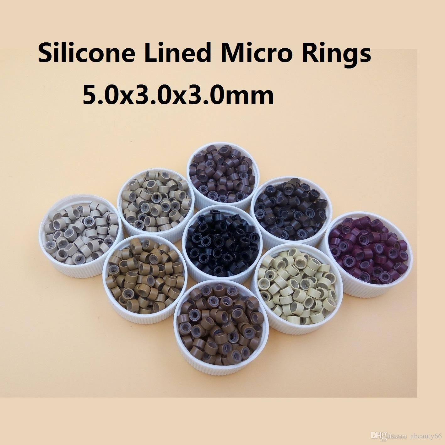 2018 micro rings link beads silicone beads feather remy hair 2018 micro rings link beads silicone beads feather remy hair extension tools kits 1 black color from abeauty66 604 dhgate pmusecretfo Image collections
