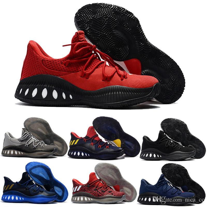 594bc2c05399 Cheap Crazy Explosive Low Men s Basketball Shoes Red White Black Andrew  Wiggins Crazy Explosive Youth Wall 3 Boost Sport Sneakers Size 7-12 Crazy  Explosive ...