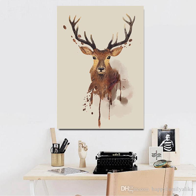 Online Cheap 40*60cmcm Matte Canvas Wall Art Paintings Unframed ...