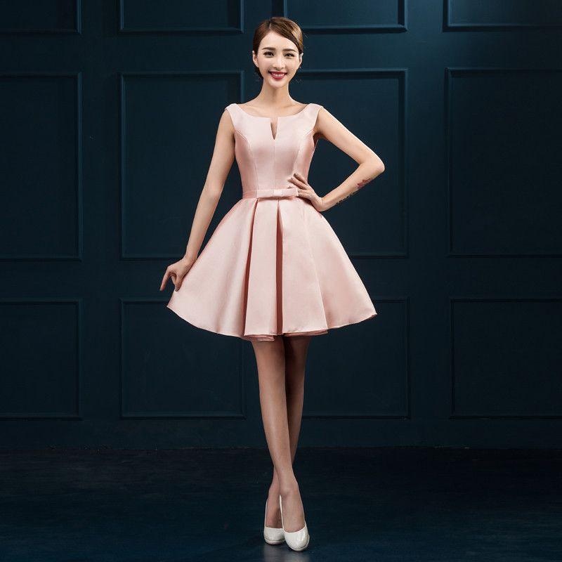 Vestidos cortos formales y elegantes