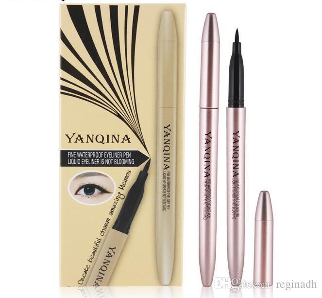 Eye Liner Pen Pencil Makeup Cosmetic Tool NEW Beauty Cat Style Black Long-lasting Waterproof Liquid Eyeliner