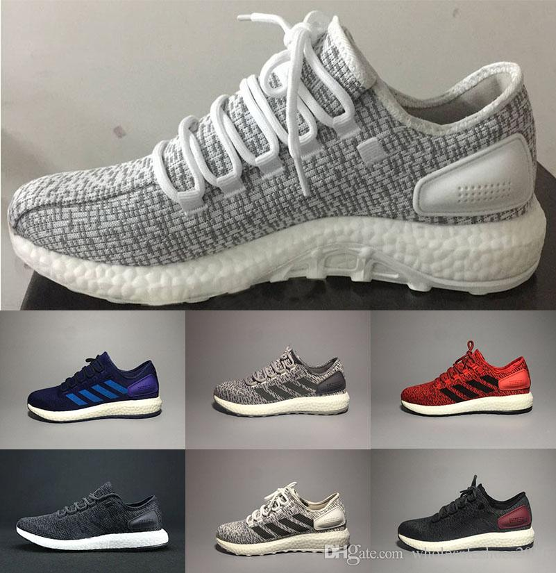 sale order discount official site High quality Pure Boost 2.0 Sports Shoes Men Women Pureboost Running Shoes Pure Boost Trainer sports Sneaker shoes Size 36-45 cheap online shop offer online low price sale online limited edition for sale nnwfl