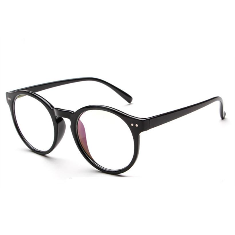 2a293262946 Wholesale- Glasses Frame New Fashion Literary Small Fresh Round Glasses  Frame Luxury For Men And Women