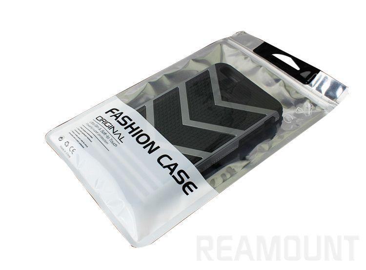 Matt / Glanz Kunststoff-Aluminium-Beutel für Handy-Fall-Kleinpaket-Beutel für Handy-Fall für iPhone 8 8 Plus