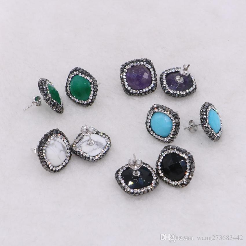 products stud product grande posts ring mood surgical change steel color images earrings style