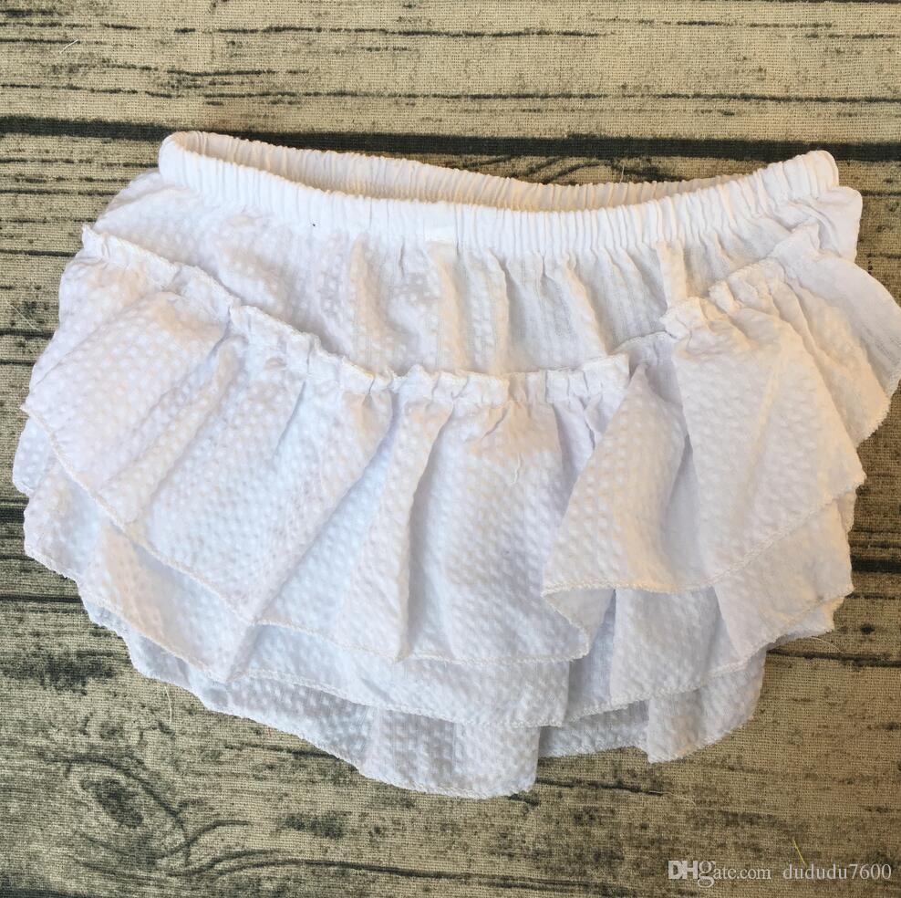 lovely kids tripple ruffle pants persnickety bloomers for babys girls seersucker stripe beautiful bloomers