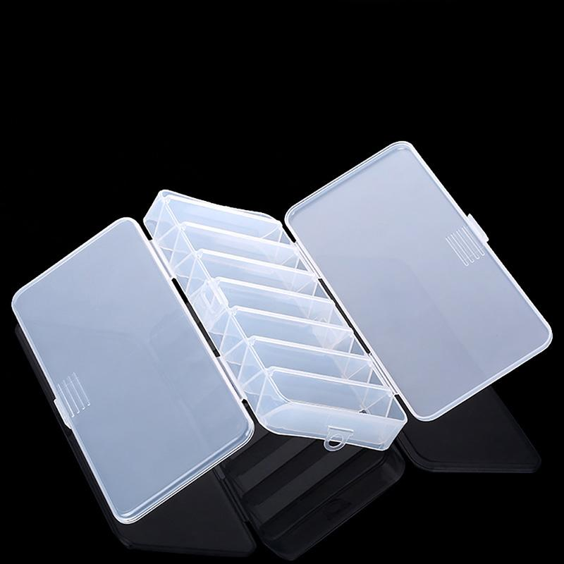 Sports & Entertainment Beautiful 14 Compartments Fish Lures Hard Plastic Cases Double Sided Spinner Useful Multi-function Fly Fishing Storage Tackle Box Fishing Tackle Boxes