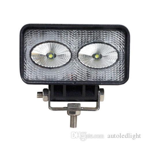 Светодиодная рабочая светодиодная лампа 20W Светодиодная рабочая лампа Световой фонарь Внедорожный грузовой автомобиль с прицепом Внедорожник.