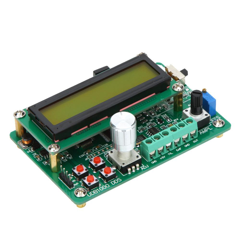 Freeshipping Multifunktions-DDS Funktion Signal Generator Quellmodul 60 MHz Frequenzzähler