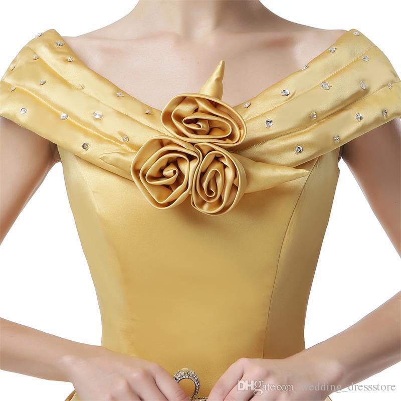 Abito molti anni Vestidos De Debutante 2017 Off the Shoulders Ball Gown Quinceanera Abiti Custom Made Prom Dress