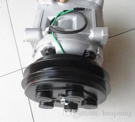 Kompressor für Nissan Zivilbus 1PK 24V DKS32 TM31